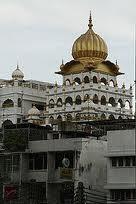 Tem até templo Sikh!!!