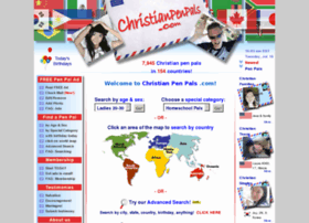 christianpenpals