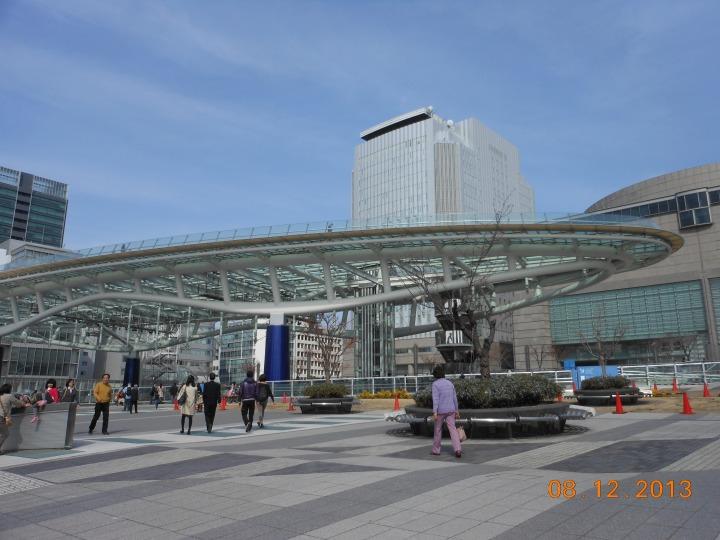 Nagoya - Sakae- Oasis 21