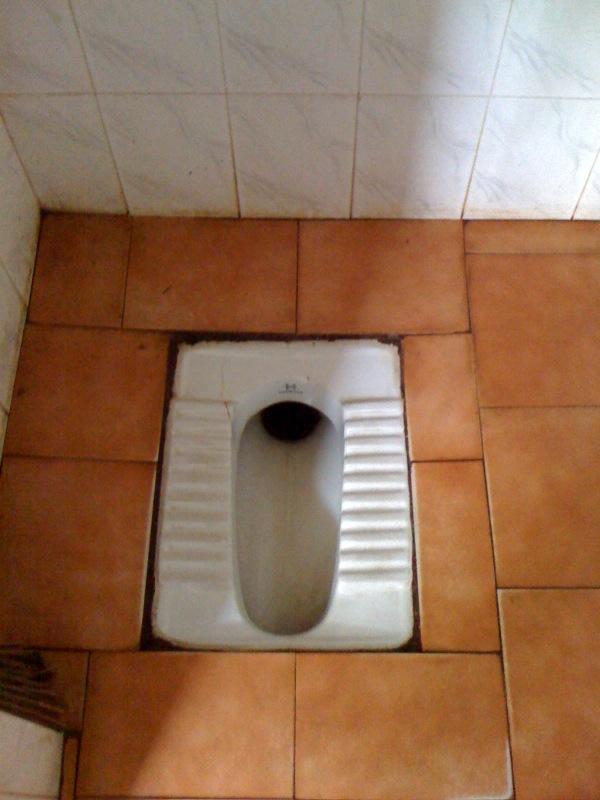 Indian-toilet