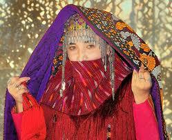 turkmenbride