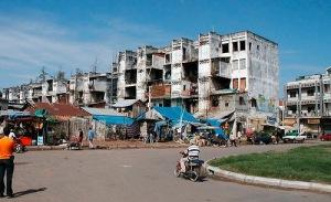 Bassac Apartments, Cambodia