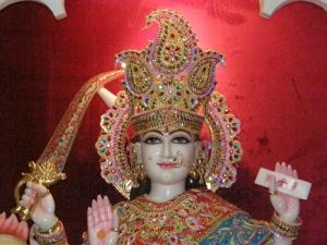 As hijras são associadas a esta deusa