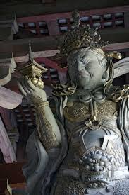 Bishamonten, cópia do deus indiano  Kubera