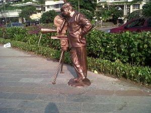 O eterno gênio Yash Chopra.