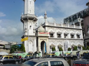 Jama Masjid- Bandra, Mumbai