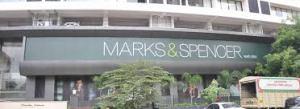 Marks & Spencer - A loja é enorme!!!