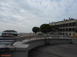 Murray house e o Black Pier
