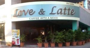 Lojinha super agradável e café do bom!