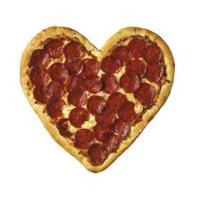 pizzaheart