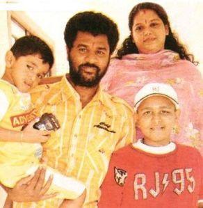 Prabhudeva Family_33834