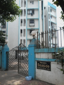 Prédio onde moram algumas celebridades e Anushka Sharma. Dizem que Shahid Kapoor também mora aqui.