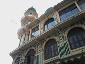 E mais uma bela mesquita para encerrar o passeio.