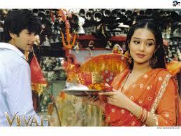 Vivah- Excelente filme para entender os casamentos arranjados na Índia.
