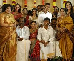dhanushfamily