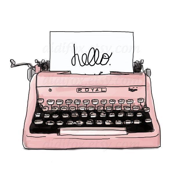 typewriter-clipart-10